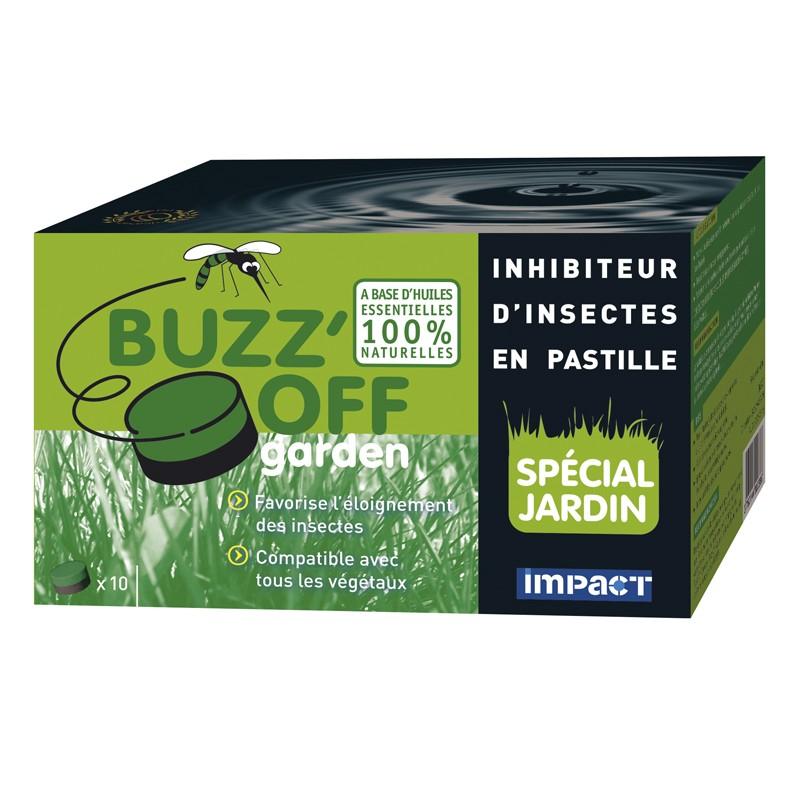 buzz 39 off garden r pulsif moustiques jardins aux huiles essentielles. Black Bedroom Furniture Sets. Home Design Ideas