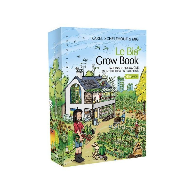 Livre sur les techniques de jardinage bio en ext rieur et for Les techniques de jardinage