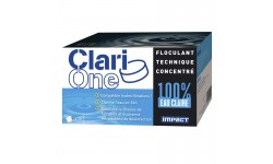 Clari One floculant chimiquement neutre