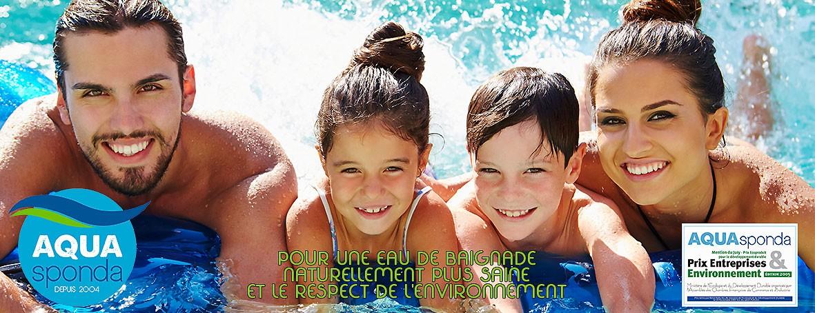 AquaspondA traitement piscine naturel